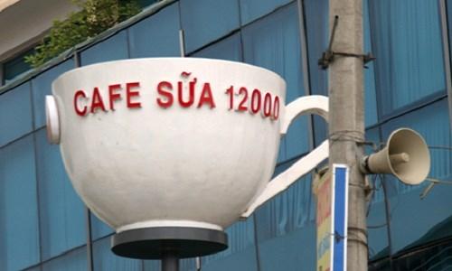 hình ảnh : ly cà phê độc lạ