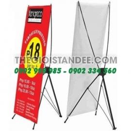 Standee X thường 60x160